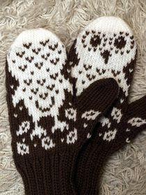 KARDEMUMMAN TALO: Jouluksi Mittens Pattern, Knit Mittens, Knitted Hats, Knitting Videos, Yarn Projects, Diy Crochet, Yarn Crafts, Needle Felting, Knitting Patterns