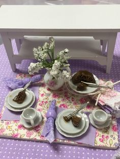 A personal favorite from my Etsy shop https://www.etsy.com/listing/234406526/miniature-chocolate-cake-dessert-board