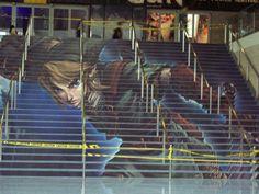 Stair art