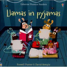 Liamas in Pyjamas (Phonics Readers)