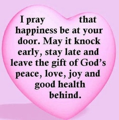 Prayer from Mardels