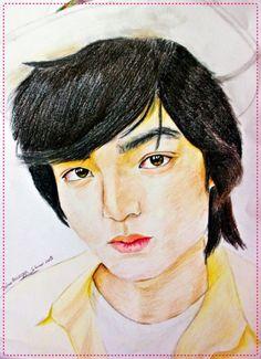 Fato Fotofan: Lee Min Ho Portre Çizim
