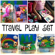 Today, I have a real treat for you – an amazing travel play set, that the wonderful daughter of Sun Scholars' came up with all by myself. I think it is absolutely amazing and if my child made this all of her own back, I would be SO chuffed! It really is totally adorable and …