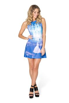 Cinderella Play Dress by Black Milk Clothing $95AUD