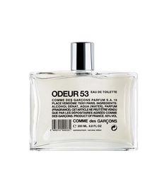b7ef84de COMME des GARÇONS Odeur 53 Eau de Toilette 200 ml Natural Spray Oils For  Men,