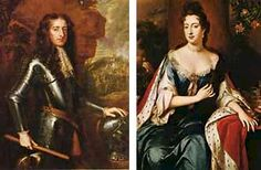 William III and Mary II (1689-1702 AD)