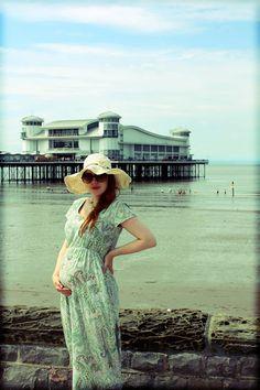 21 weeks pregnant - baby bump pics