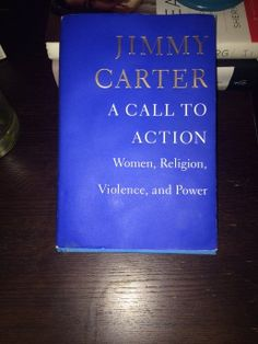 Jimmy Carter, Violence Against Women Book Review