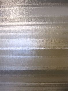 Silver and Gray Modern Abstract Painting by ArtByCornelia on Etsy