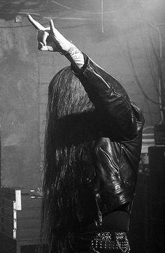 Mistress of the dark † Black Metal, Metal Bands, Rock Bands, Metal Horns, Nordic Lights, Heavy Metal Music, Metal Girl, Thrash Metal, Death Metal