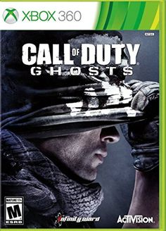 Call of Duty: Ghosts – Xbox 360  http://gamegearbuzz.com/call-of-duty-ghosts-xbox-360/