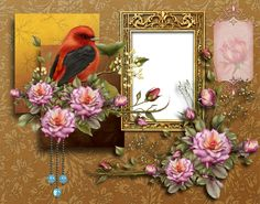 """""""Photo Frame"""" by collect-and-creat.deviantart.com on @DeviantArt"""