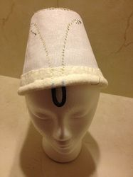 how to: Burgundian Hat - Cerridwen's Creations