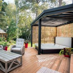 Discover recipes, home ideas, style inspiration and other ideas to try. Pergola, Gazebo, Patio Deck Designs, Reading In Bed, Kids Sleep, Backyard Patio, Backyard Ideas, Outdoor Furniture, Outdoor Decor