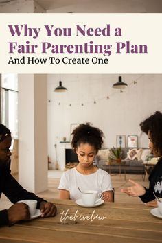 Getting a divorce can be really tough... But it doesn't have to be an uphill battle. Create a parenting plan that works for everyone and you'll create a happier, healthier childhood for your kids. Child Custody Mediation, Child Custody Laws, Custody Lawyer, Parenting Plan, Kids And Parenting, Contested Divorce, Custody Agreement, Primary Caregiver