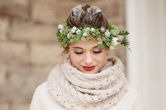 We're feeling festive! Make your big day even more special with these 25 ideas for a winter wedding.