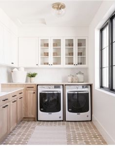 Home Renovation, Home Remodeling, Laundry Room Inspiration, Laundry Room Design, Laundry Rooms, Laundry In Kitchen, Laundry Room Countertop, Laundry Closet, Small Laundry