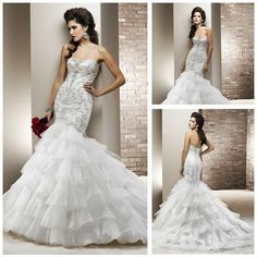 MMS317 New Design Ruffle Sweetheart Crystal Floor-Length Romantic Mermaid 2012 Bling Wedding Dress, View bling wedding dress, Marry Poetry Product Details from Shanghai Marrypoetry Wedding Dress Co., Ltd. on Alibaba.com