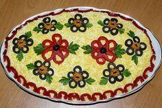 Cum ornezi salata de boeuf. 30 de idei creative - Case practice