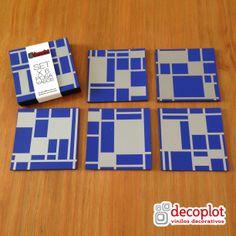 Posavasos / Decoplot vinilos decorativos