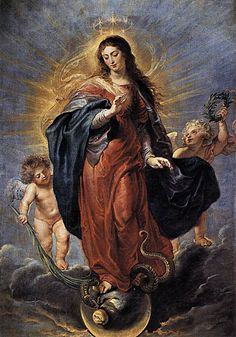 """For Our Lady, """"The Terror of Hell"""""""