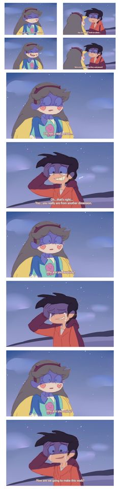 Crossover (Star vs the Forces of Evil X Steven Universe)