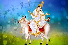 Mother (Maa) Adi Shakti (Jagadamba) manifested for the betterment of the creation. Be it the slaying of cruel demons to save the celestial beings or removing pain, sorrow, agony, diseases, guilt from the human life.