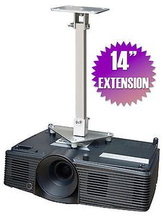 Projector Mounts and Stands: Projector Ceiling Mount For Vivitek H9090 -> BUY IT NOW ONLY: $44.95 on eBay!