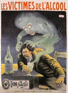 Absinthe Fact: Why Was Absinthe Banned? – Get to know Lucid Absinthe Absinthe Fairy, Vintage Advertisements, Illustration, Art, Green Fairy Absinthe, Absinthe Art, Vintage Posters, Green Fairy
