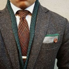 Men's Accessories Inspiration. | MenStyle1- Men's Style Blog