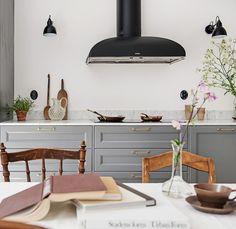 Una cocina cl�sica muy moderna | Etxekodeco