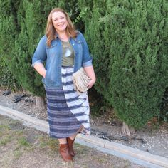 Changing of the Seasons: Remixing Last Years Fall Pieces | Designing From My Closet | Plus
