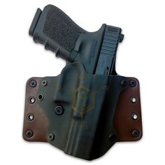 RE Factor Tactical Kydex Holster | Leather Wing Holster, Blackpoint Tactical, Kydex Holster, Pistol Holsters, iwb kydex