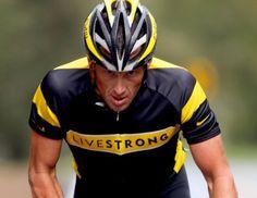 2010 Final Tour de France for Lance Armstrong. Pure Determination!