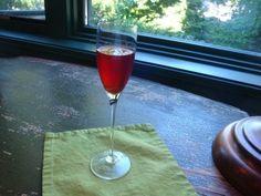 Por Mi Amante - strawberry infused tequila