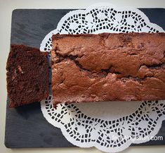 Deliciously moist chocolate cake packed full of chocolate chips - this cake is all about great chocolate flavour.