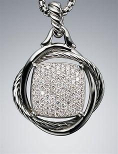 David yurman infinity necklace to match infinity ring
