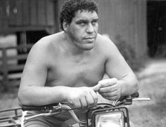On January Andre the Giant, world-famous wrestler and Richmond County resident, died in France. Born Andre Roussimoff in Grenoble, France in he suffered from acromegaly, a result of. Daily Funny, A Funny, Famous Wrestlers, Jean Ferrat, North Carolina History, Andre The Giant, Dwayne The Rock, Of Mice And Men, True Love Stories