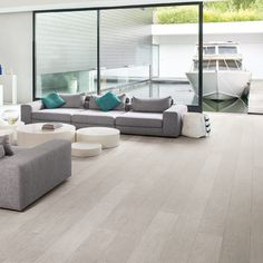 QuickStep LARGO Pacific Oak 4v Laminate Flooring 9.5 mm, QuickStep Laminates - Wood Flooring Centre