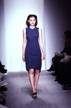Calvin Klein - Spring / Summer 1997 | Guinevere Van Seenus