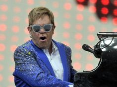 Crowds rock out to Elton John at Ewood Park in Blackburn (From This Is Lancashire)