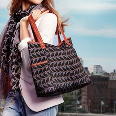 Oriflame shopping bag