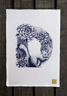 這是法國的插畫家Valérie HugoMore