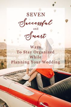 Staying organized while planning a wedding is no small feat. Not everyone can afford a professional wedding planner, but by implementing a few smart organization strategies, you can easily plan your own wedding successfully without losing too much sleep. Wedding Advice, Wedding Planning Tips, Wedding Programs, On Your Wedding Day, Wedding Vendors, Wedding Blog, Wedding Planner, Handmade Wedding Invitations, Staying Organized