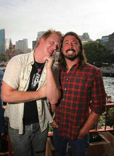 Dave and Josh... Two of my faves!!!
