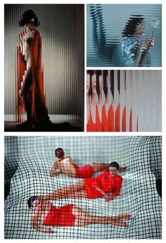 Erwin Blumenfeld Fashion Photography