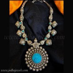 Necklace Nazia Antique Jewellery, Antique Rings, Turquoise Necklace, Bangles, Antiques, Pendant, Jewelry, Fashion, Ancient Jewelry