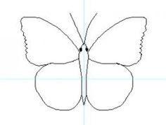 Image result for pictures of flowers and butterflies to draw