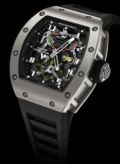 Часы Richard Mille Tourbillon G-Sensor RM 036 Jean Todt Limited Edition – Уникальное усложнение | LuxuriousWatches.ru