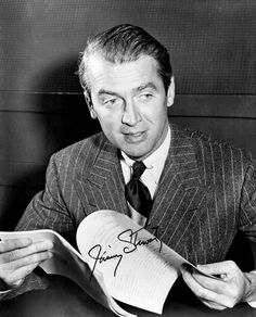 Jimmy Stewart, circa 1951